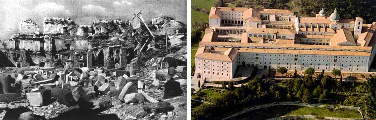 Photo of Cassino: 71 anni fa la II Guerra Mondiale passava da qui