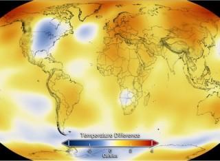 Photo of Il 2014 è stato l'anno più caldo mai registrato – VIDEO