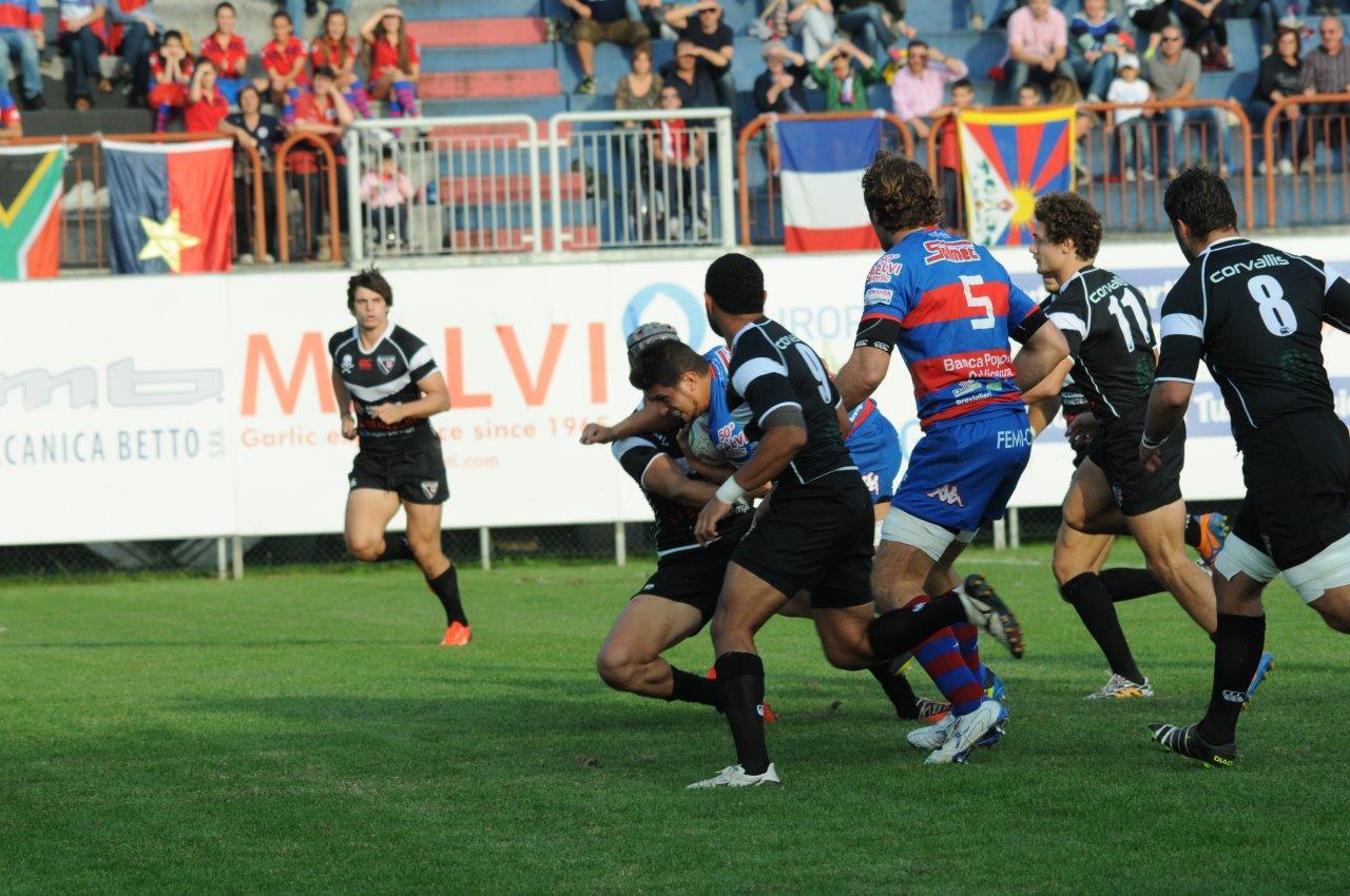 Photo of Rugby Eccellenza ottava giornata – Il Cammi Rugby Calvisano viene raggiunto in testa alla classifica dal Marchiol Mogliano