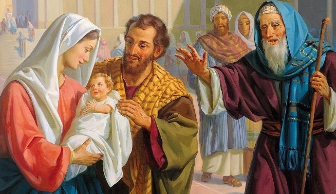 Photo of Gesù – La presentazione  al Tempio