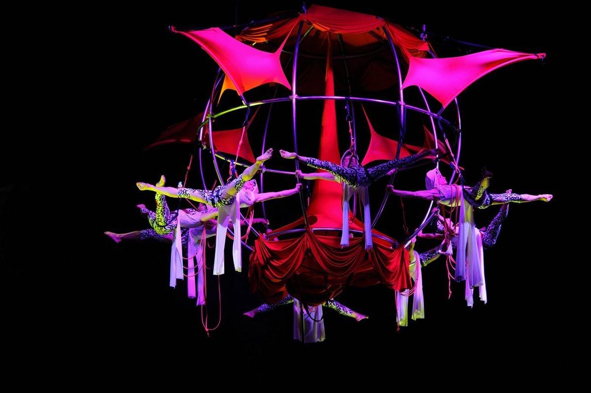"""Photo of Teatro Quirino – I meravigliosi  Sonics in """"Duum"""""""