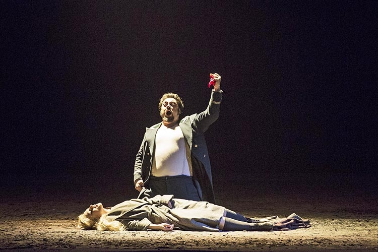 Photo of Ravenna – Teatro Alighieri – Rigoletto, primo atto del Trittico Popolare di Verdi