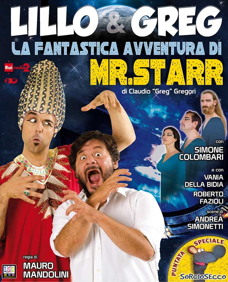 "Photo of ""La fantastica avventura di Lillo e Greg"""