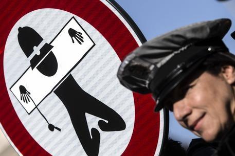 Photo of Sciopero nazionale della Polizia Locale. Corteo con oltre 10.000  aderenti. Assurdamente, il Campidoglio è stato blindato