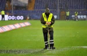 Photo of Serie A. Chiuso per pioggia!
