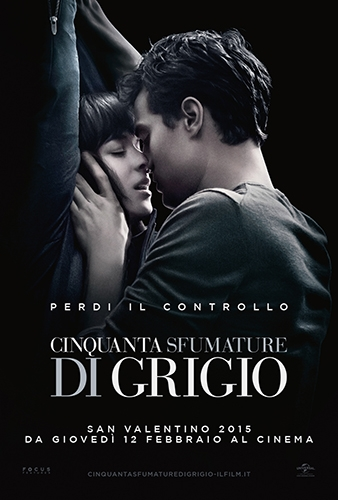 "Photo of ""50 sfumature di grigio"" nelle sale cinematografiche"