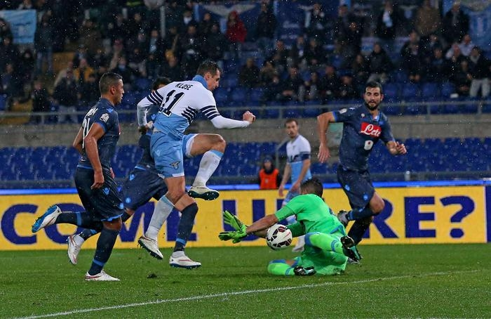 Photo of Coppa Italia – Il Napoli frena la Lazio: 1-1 – PAGELLE