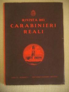 """Photo of La """"Rivista dei Carabinieri Reali"""" fucina di proposte e di idee"""
