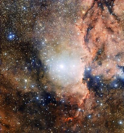 Photo of Dalla costellazione dell'Altare, un tesoro ricco di nebulose e culle di stelle
