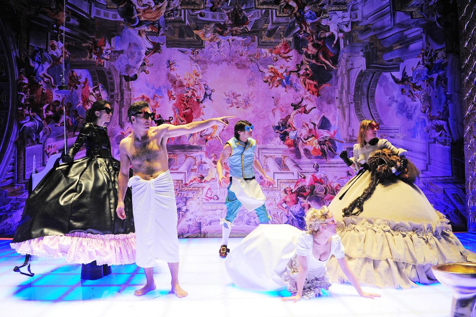 Photo of Teatro Argentina – 'Don Giovanni' di e con Filippo Timi