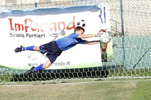 """Photo of A Monterotondo la scuola portieri """"ImParando Academy"""" – GALLERIA FOTOGRAFICA"""