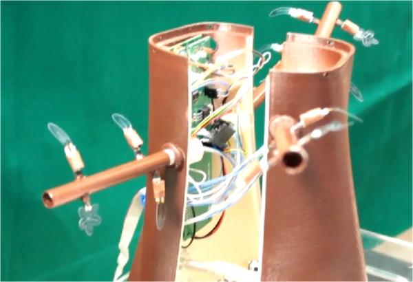 Photo of Unico al mondo: il robot-pianta, ha foglie e radici 'intelligenti'