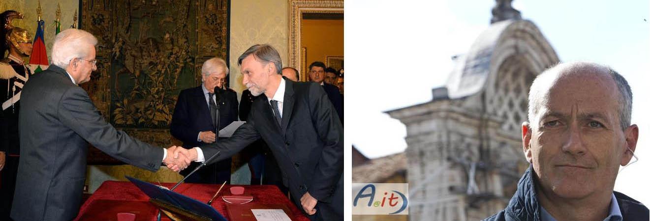 Photo of Nomine – Graziano Delrio è il ministro delle Infrastrutture. Franco Gabrielli nuovo Prefetto di Roma