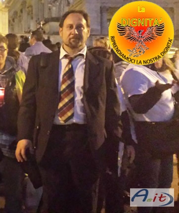 """Photo of La lotta del Movimento """"La Dignità"""". Ne parla il presidente Luca Abatecola – ESCLUSIVA"""