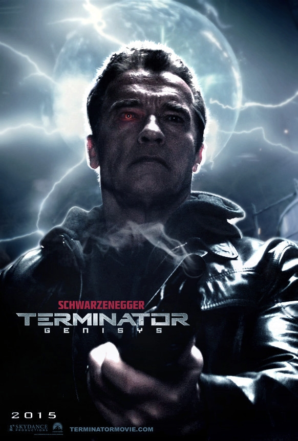 "Photo of He is Back  in  ""Terminator: Genisys"" – Trailer"