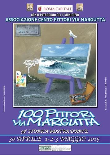 Photo of Via Margutta: dal 30 aprile al via la mostra dei Cento Pittori