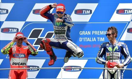 Photo of Motogp – Gran Premio Italia – Al Mugello  vince Lorenzo, secondo Iannone terzo Rossi – ARRIVI e CLASSIFICHE