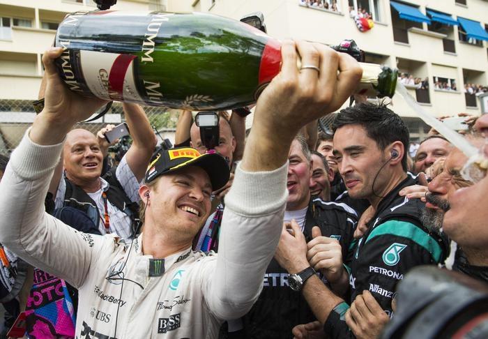 Photo of GP F1 Montecarlo – Vittoria di Rosberg. Secondo Vettel