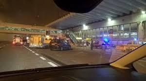 Photo of Incendio questa notte all'Aeroporto Fiumicino.  Chiuso dopo incendio
