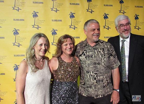 Photo of Jewish Film Festival 2015 – Foto ed interviste ESCLUSIVE