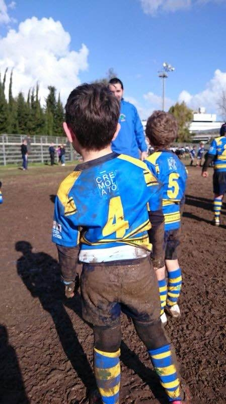 Photo of Rugby –  Piccoli rugbysti crescono