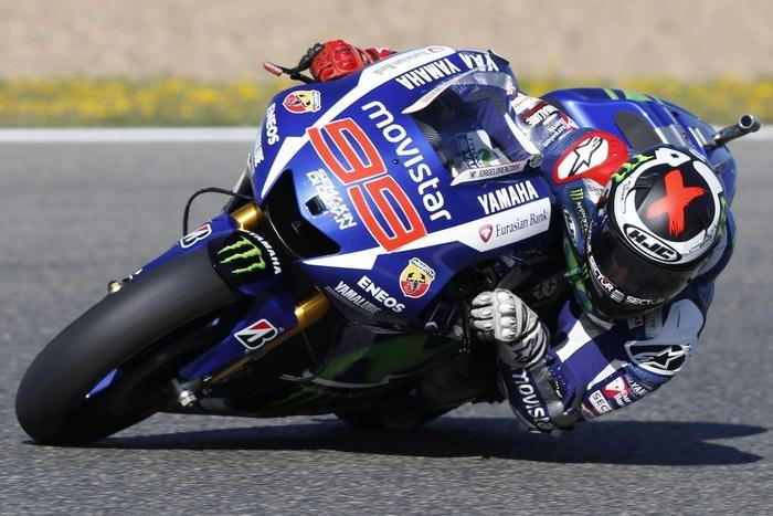 Photo of Motogp Spagna – Rossi terzo, dopo Lorenzo e Marquez