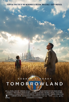 "Photo of La Disney scommette su ""Tomorrowland"""
