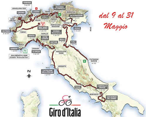 Photo of Ciclismo. 2° settimana al Giro!