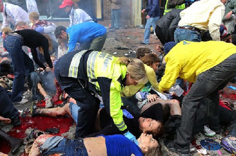 Photo of Maratona di Boston: condannato a morte l'autore Dzokhar Tsarnaev. Reclama Amnesty International che però finge di ignorare le atrocità  negli altri Paesi