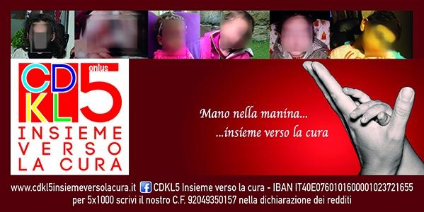 """Photo of Associazione """"CDKL5 insieme verso la cura"""""""