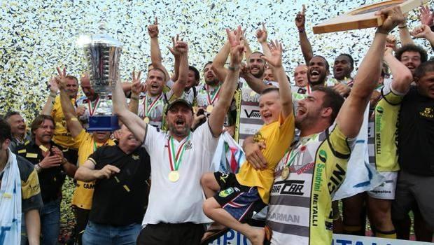 Photo of Rugby-Eccellenza – Il Cammi Calvisano è campione d'Italia.