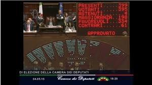 "Photo of Dopo la legge elettorale  ""Mattarellum"" e ""Porcellum"", varato l' ""Italicum"""