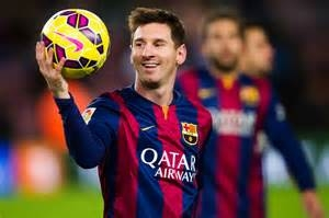 Photo of Champions League. SuperMessi