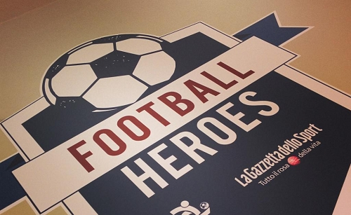 Photo of Mostre. Football Heroes