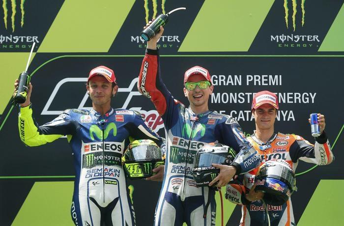 Photo of MotoGp – Gran Premio di Catalogna – Ancora Lorenzo davanti a Rossi. Terzo Pedrosa su Honda – ARRIVI e CLASSIFICA