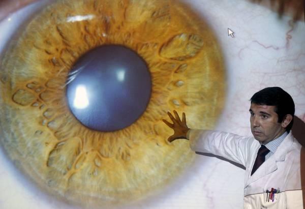 Photo of Occhio – Con una termocamera a infrarossi, si può scoprire tumore occhio