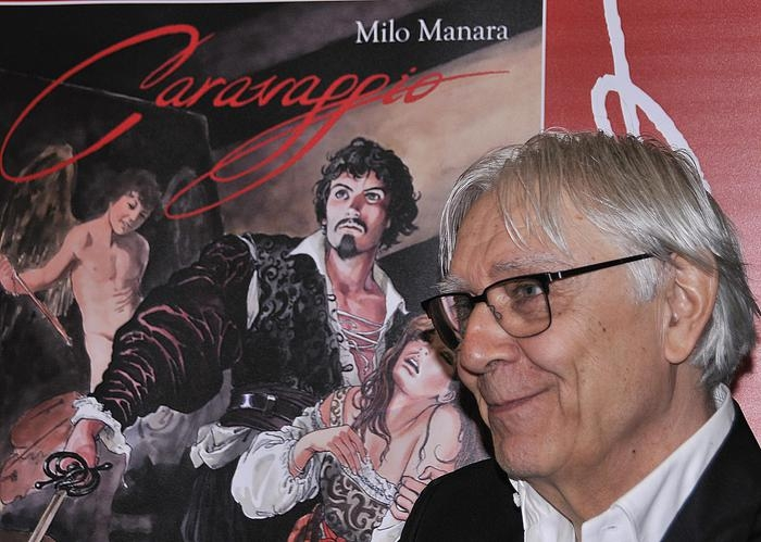Photo of Fumetti. Il Caravaggio di Manara