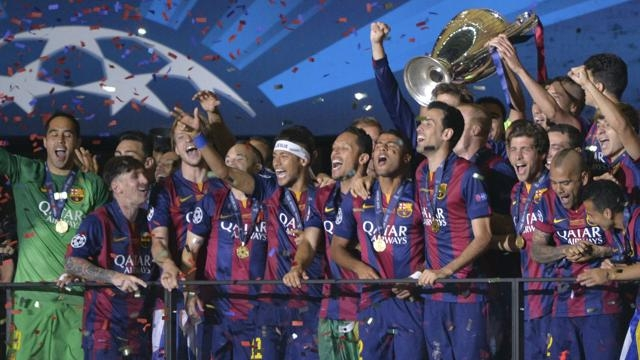 Photo of Champions Barça