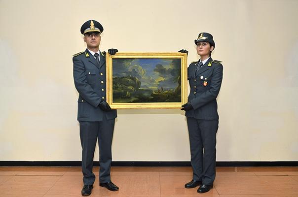 Photo of Recuperato nel milanese un capolavoro d'arte trafugato dai nazisti in Polonia