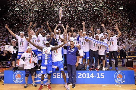 Photo of Basket. La bella storia del Sassari campione d'Italia