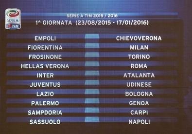Photo of Flash – Serie A. Ecco il calendario 2015-16