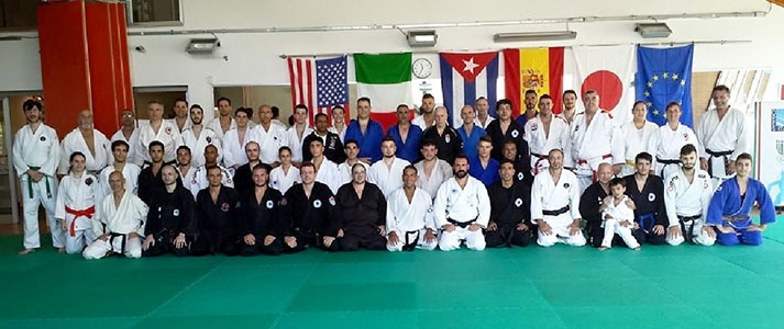 Photo of Stage Internazionale di Ju Jitsu e Difesa Personale