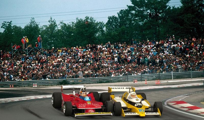 Photo of Racconti di sport. Quel Gran Premio di Francia del 1979