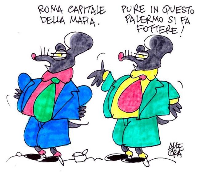 Photo of Mafia Capitale, storia non nuova