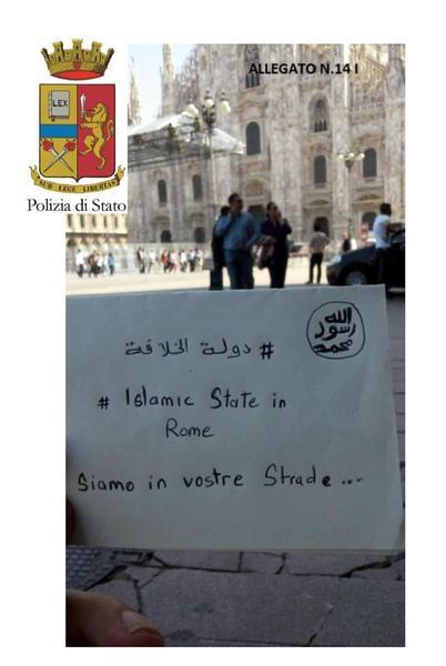 Photo of Pianificavano attacchi in Italia. Due attivisti Isis arrestati