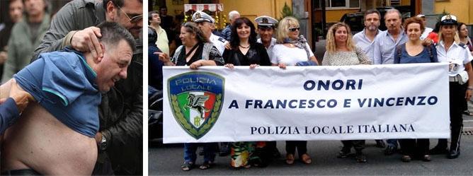 Photo of È morto il Vigile Vincenzo Cinque, la quinta vittima della strage di Secondigliano
