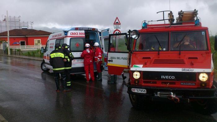 Photo of Puglia – Maltempo – Fulmine su trullo: 14 feriti. Una donna in coma