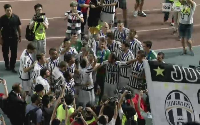 Photo of Supercoppa Italiana 2015: Trionfo Bianconero a Shangai