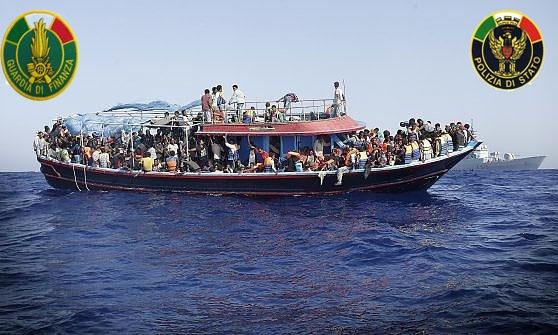 Photo of Fermati otto scafisti per sbarco migranti a Catania con 49 morti
