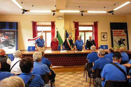 Photo of Il Gruppo Carabinieri della montagna in visita all'Abetone e Cutigliano